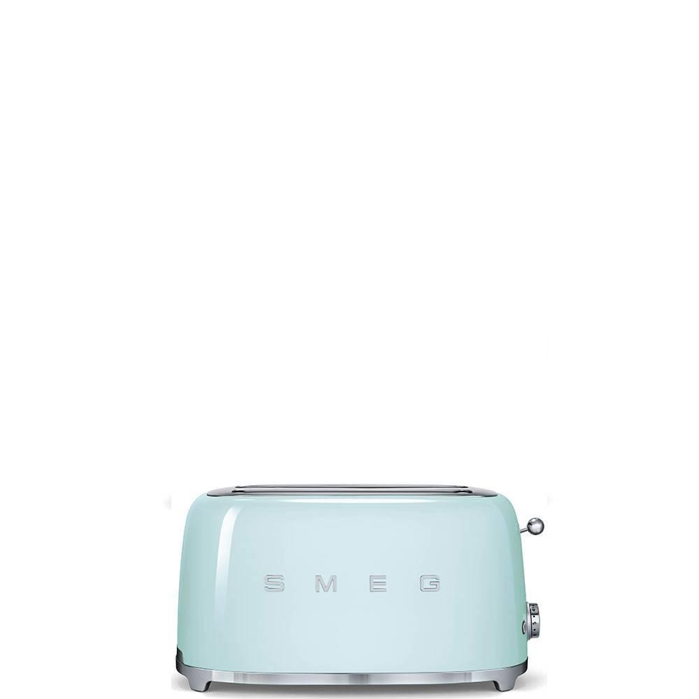 smeg tsf02pgeu 4 scheiben toaster g nstig online kaufen. Black Bedroom Furniture Sets. Home Design Ideas