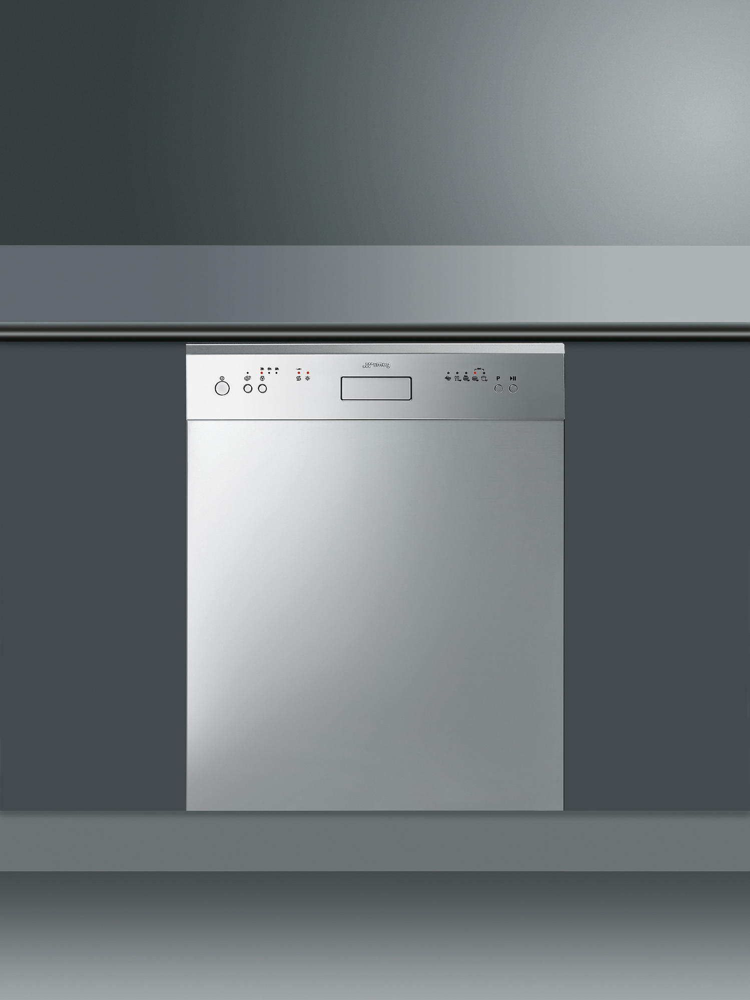 smeg lsp6448x2 geschirrsp ler unterbau edelstahl g nstig online kaufen. Black Bedroom Furniture Sets. Home Design Ideas