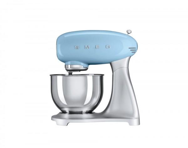 Smeg Kühlschrank Dolce Gabbana Preis : Smeg smf pbeu pastellblau küchenmaschine günstig online kaufen