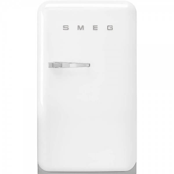 Smeg FAB10RWH5 Standkühlschrank mit Gefrierfach Weiß