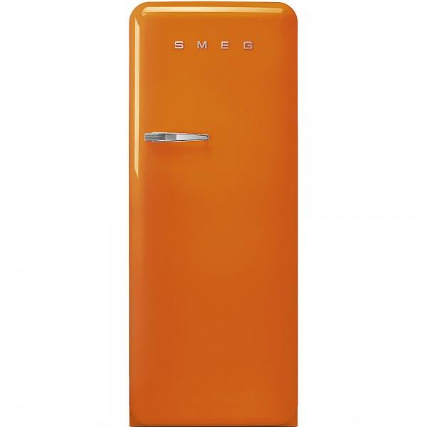 Smeg FAB28ROR3 Standkühlschrank mit Gefrierfach Orange Rechtsanschlag