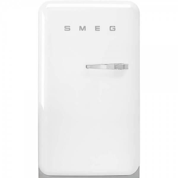 Smeg FAB10LWH5 Standkühlschrank mit Gefrierfach Weiß