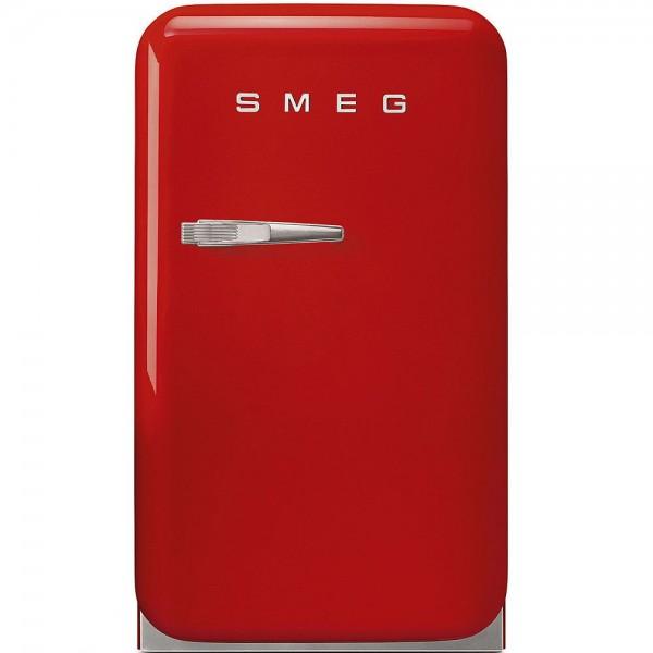 Smeg FAB5RRD Minibar Standkühlschrank Rot 50's Retro Style