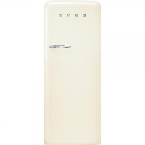 Smeg FAB28RCR3 Standkühlschrank mit Gefrierfach Creme Rechtsanschlag