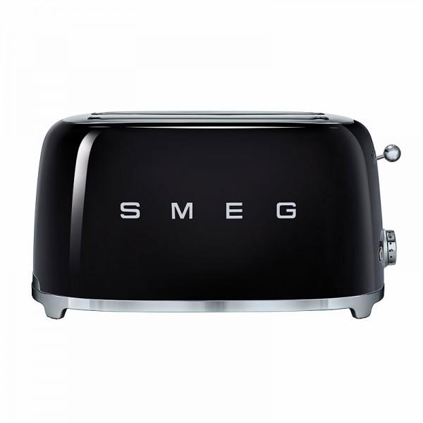 Smeg TSF02BLEU 4-Scheiben Toaster