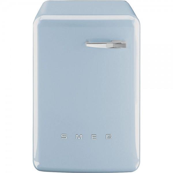 Smeg LBB14PB-2 Waschvollautomat Pastellblau 50´s Retro-Style