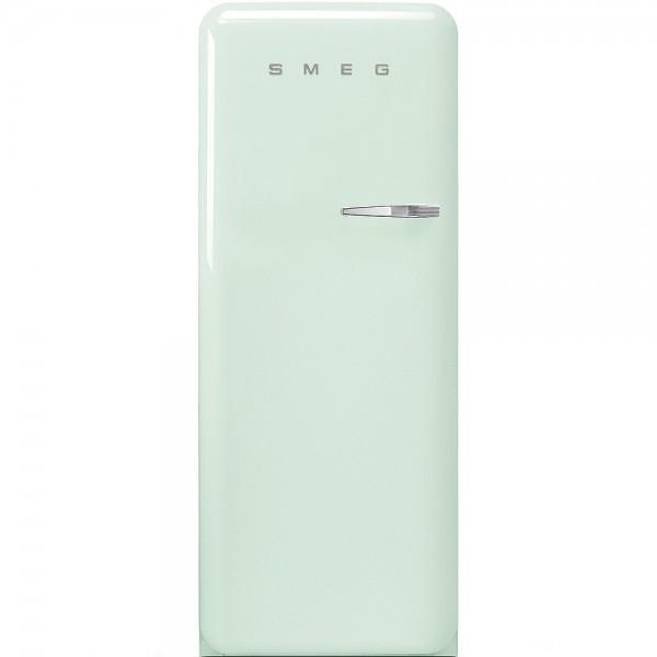 Smeg FAB28LPG3 Standkühlschrank mit Gefrierfach Pastellgrün Linksanschlag