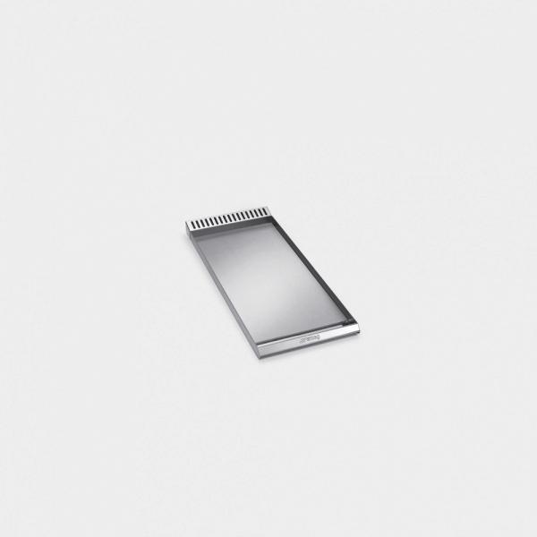 Smeg TBX6090 Teppanyaki-Grillplatte Volledelstahl