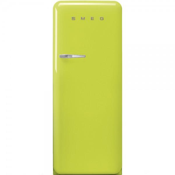 Smeg FAB28RLI5 Standkühlschrank mit Gefrierfach Limettengrün Rechtsanschlag