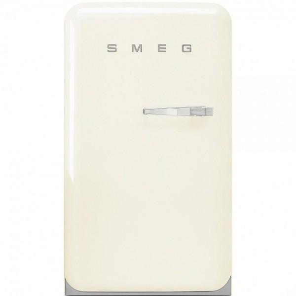 Smeg FAB10LP Standkühlschrank mit Gefrierfach Creme 50's Retro Style
