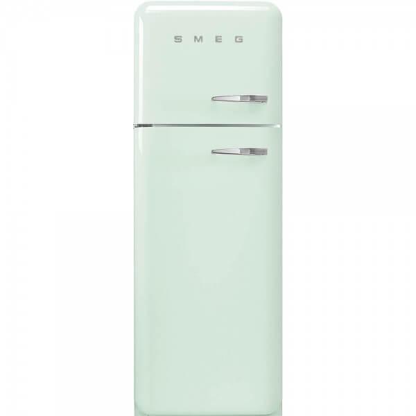 Smeg FAB30LPG3 Stand-Kühl-/Gefrierkombination Pastellgrün 50's Retro Style