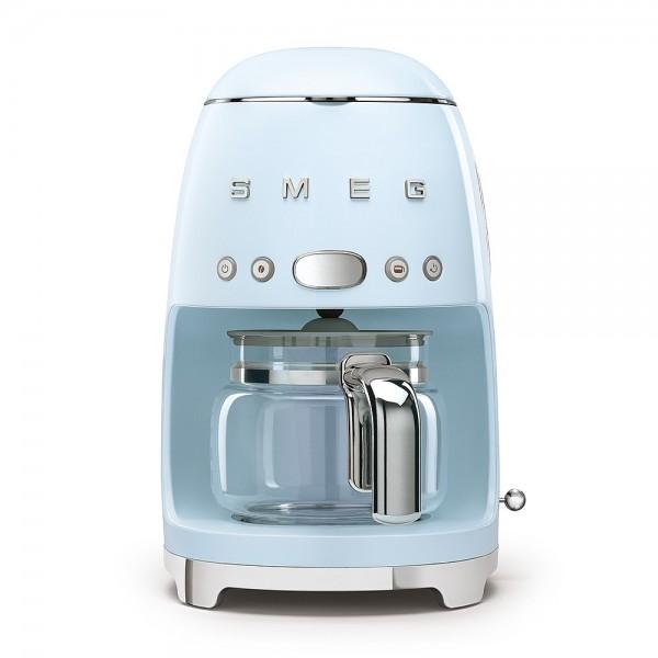 Smeg DCF01PBEU Filterkaffeemaschine Pastellblau