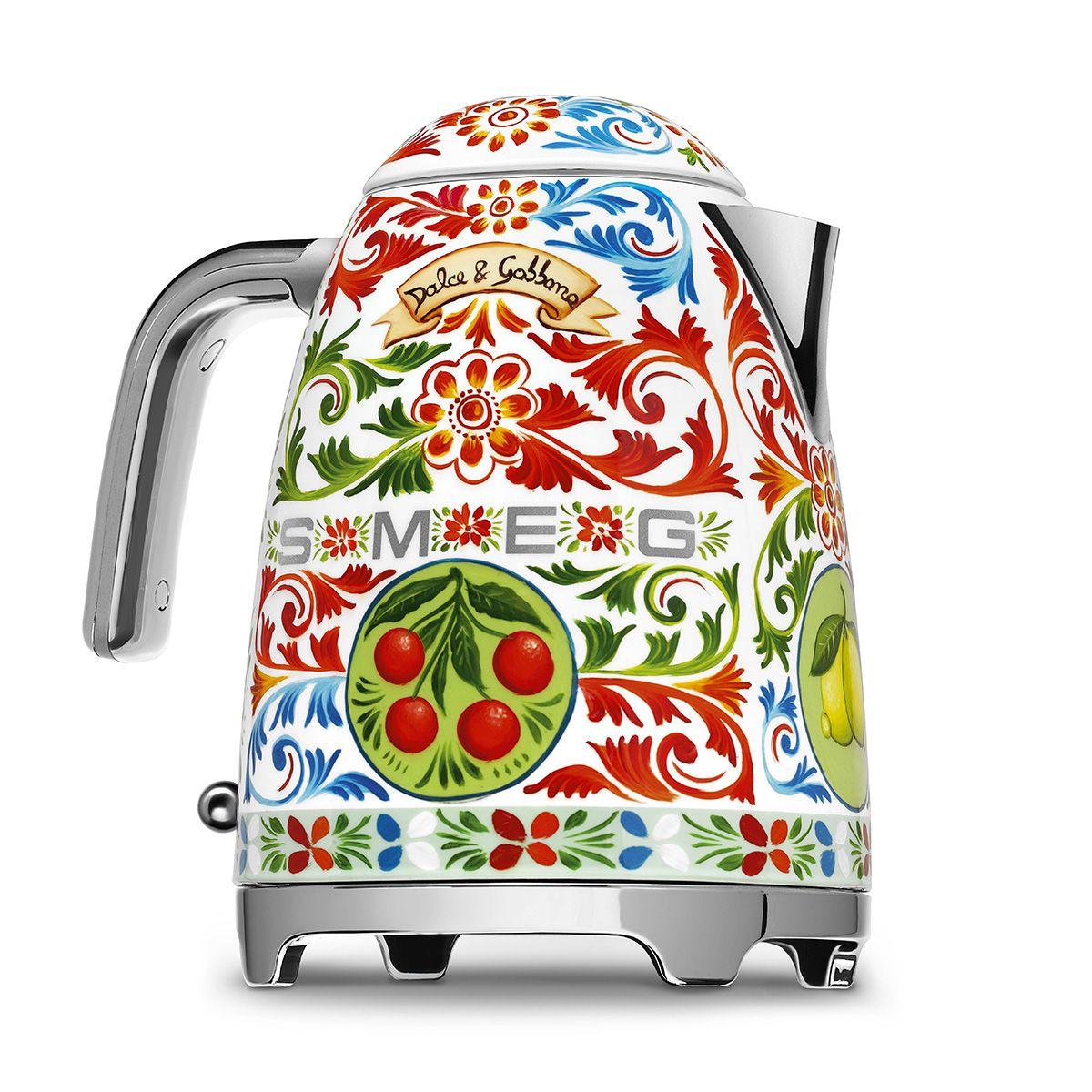 Smeg Klf03dgeu Dolce Gabbana Wasserkocher Online Kaufen