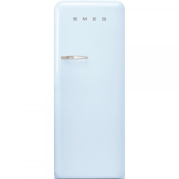 Smeg FAB28RPB3 Standkühlschrank mit Gefrierfach Pastellblau Rechtsanschlag