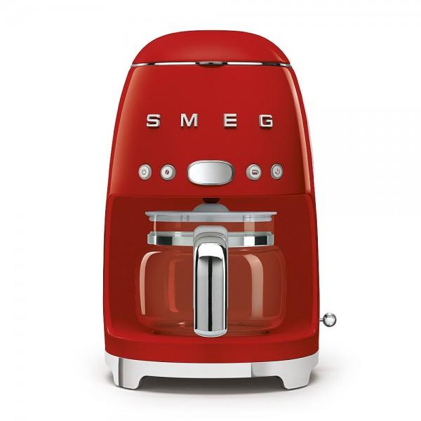 Smeg DCF02RDEU Filterkaffeemaschine Rot
