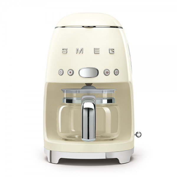 Smeg DCF01CREU Filterkaffeemaschine Creme
