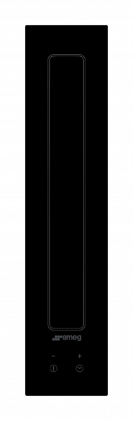 Smeg KDH12WLD Einbau-Lüftermodul 12cm schwarze Glaskeramik