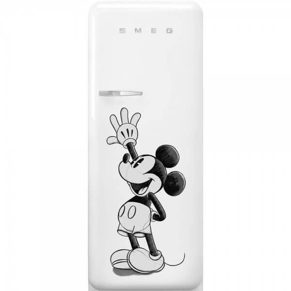 SMEG FAB28RDMM5 Mickey Mouse Sonderedition
