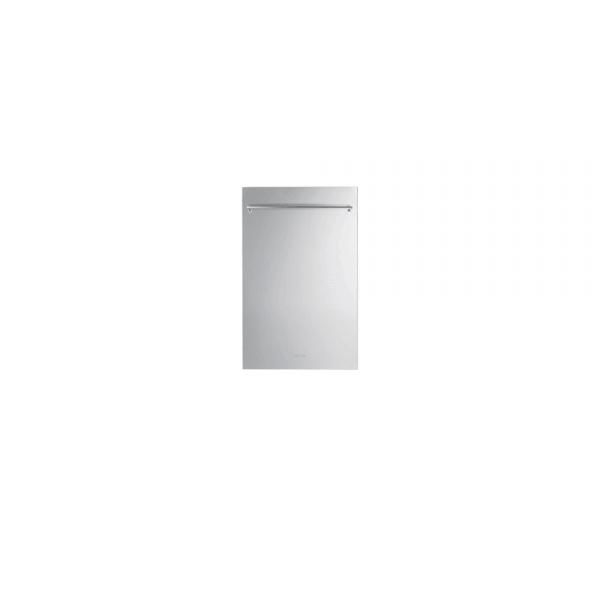 Smeg KIT4CX-1 Edelstahlfront mit Griff 72 cm Classici Design