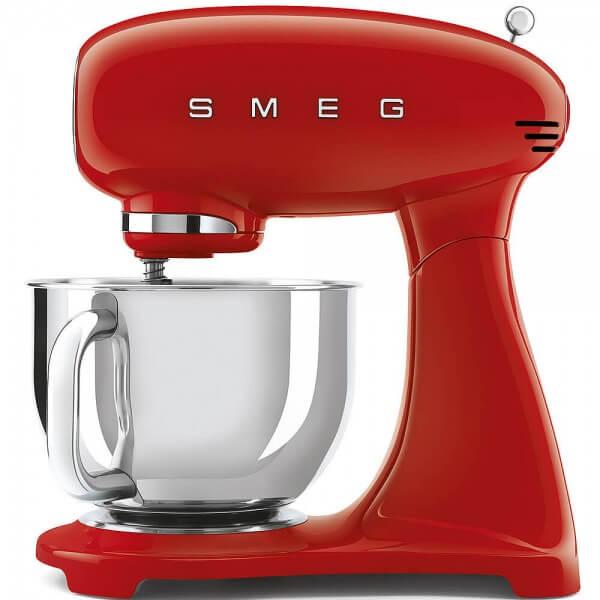 Smeg SMF03RDEU Küchenmaschine Full-Color Rot
